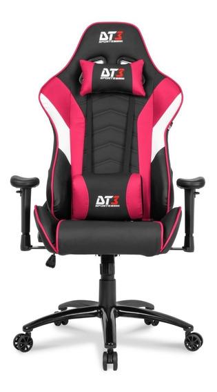 Cadeira Gamer Dt3 Sports Elise Pink 11834-7