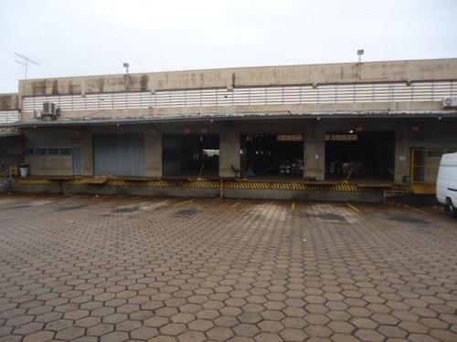 Galpão Ao Lado Da Via Anhanguera - Ga0114