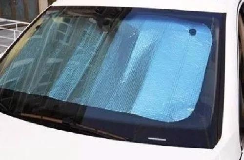 Tapa Sol Automotivo Carro Vidro Solar Dianteiro Para Carros