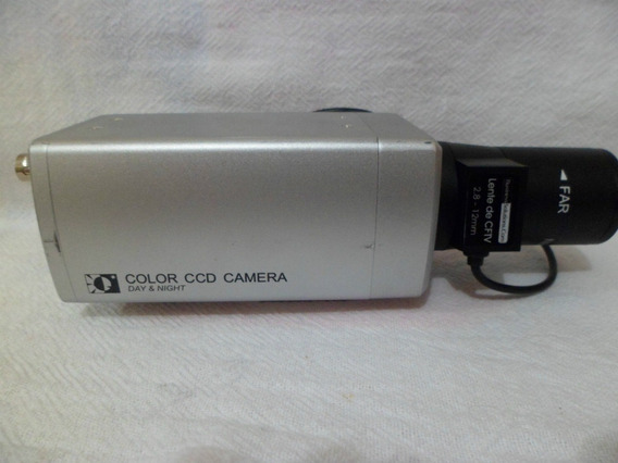 Camera De Seguranca Profissional Lg+ Lente Completa