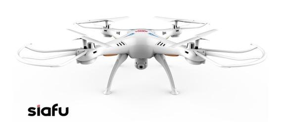 Juguete De Niño Dron X5 Sc Explorers 2 Syma Camara 2mp 6ejes