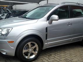 Chevrolet Captiva Sport 3.6 Awd 2009 Prata Gasolina