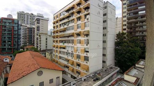 Sala À Venda, 40 M² Por R$ 350.000,00 - Icaraí - Niterói/rj - Sa0037