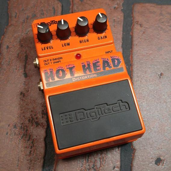 Distorção Hot Head