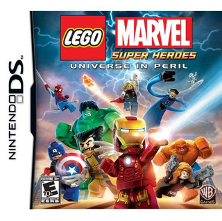 Videojuego Lego Marvel Super Heroes: Universe In Peril