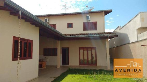 Casa Residencial Para Venda - Ca0832
