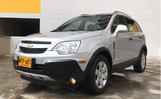 Chevrolet Captiva Sport - Modelo 2012