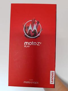 Moto Z2 Play - Estado De Novo - Retirada Sp Capital Promoção