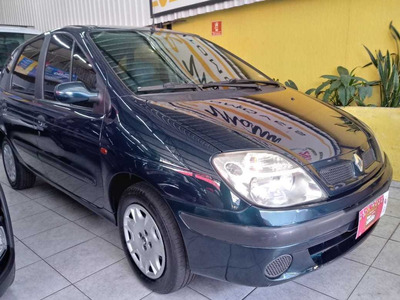 Renault Scenic Rt 2.0 2003 Automatica Completa