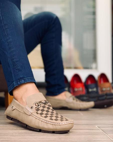 Zapatos Mocasines Casuales Para Hombre, Caballeros Colombian