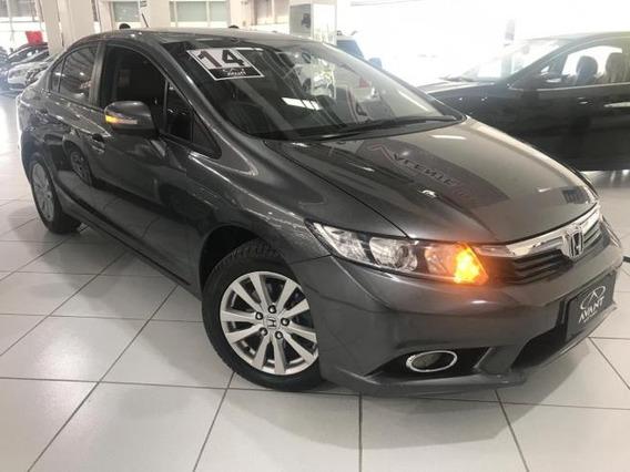 Honda Civic New Lxr 2.0 I-vtec (aut) (flex) Flex Automático