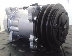 Compressor 7h15 8243 Volvo L70/l90/l220/l330/24v Frete Gráti