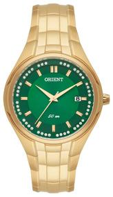 Relógio Orient Dourado Fgss1108-e1kx Feminino