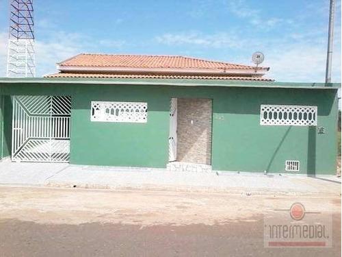 Casa Residencial À Venda, Residencial Astória, Tatuí. - Ca1526