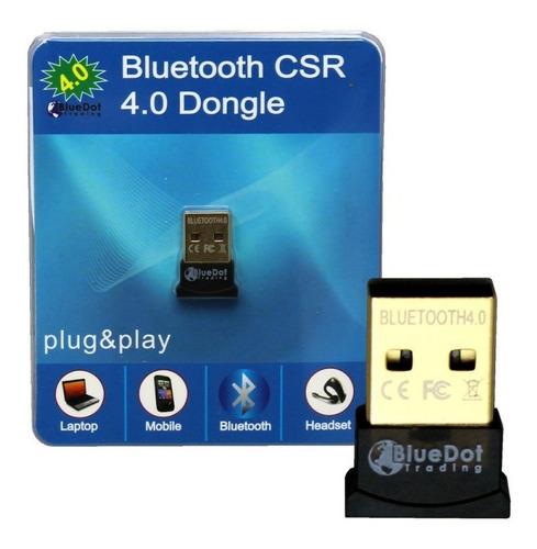 Adaptador  Bluetooth  Usb 4.0