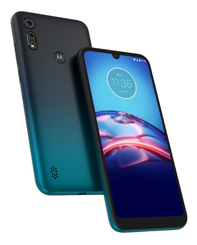 Celular Motorola Moto E6s 32gb Lector De Huella