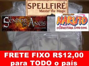 1000 Sleeves Shield Spellfire Senhor Dos Aneis Naruto Magic