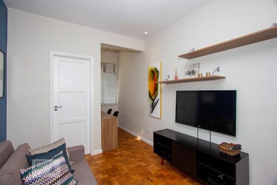 Apartamento Para Aluguel - Flamengo, 1 Quarto, 40 - 893018699