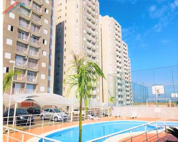 Apartamento A Venda No Bairro Wanel Ville Em Sorocaba - Sp. - Ap 031-1