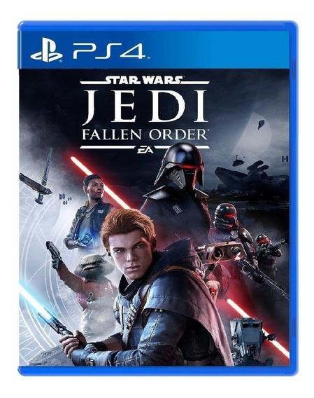 Star Wars Jedi La Orden Caída Playstation 4