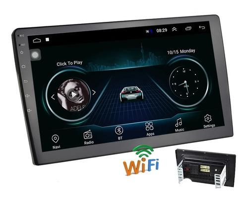 Radio Multimedia Pantalla 9  Android Con Wifi Gps. C/camara