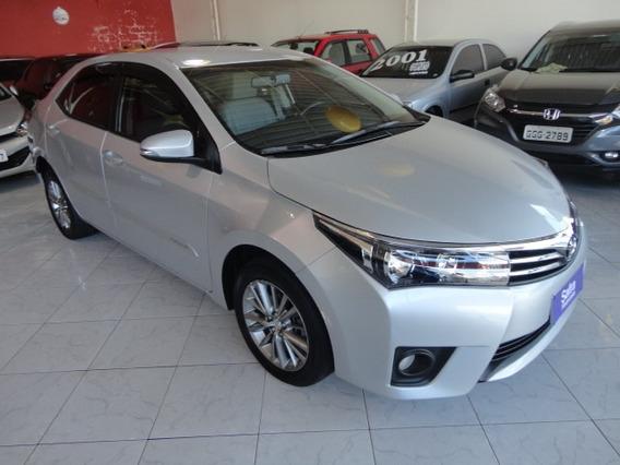 Toyota - Corolla Xei 2.0 Flex Couro + Aut.