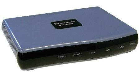 Audio Codes Adaptador De Voip Audiocodes Mp-202 2 Fxs