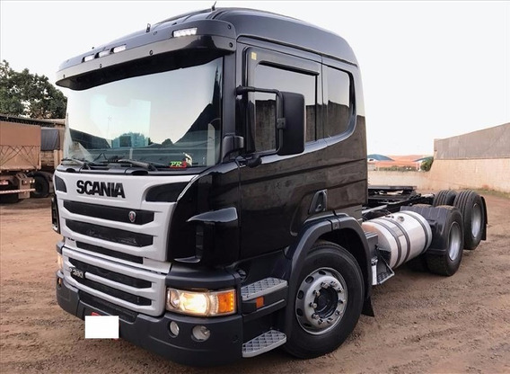 Scania P360 Optcruise 2012