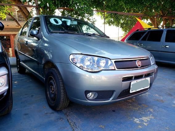 Siena 1.0 Elx - 2007 - Menos Ar!!!