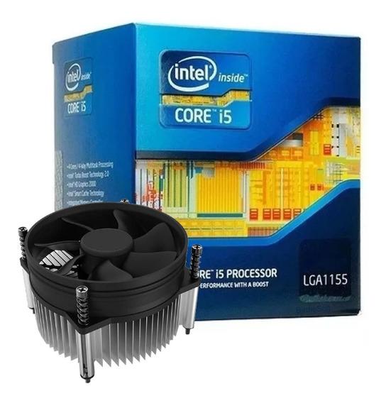 Processador Intel Core I5 3570 3.8ghz+ Cooler Lga1155 3474 2500