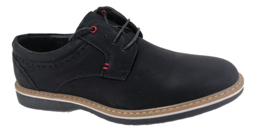 Imagen 1 de 1 de Zapatos De Hombre X0010 Negro