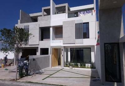 Casas En Venta En Cuautlancingo Fracc C/alberca Exclusiva Preventa