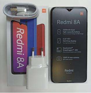 Xiaomi Redmi 8a 2+32gb (115) | Tienda Física