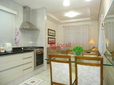 Casa Residencial À Venda, Residencial Paraty, Bady Bassitt. - Ca1102