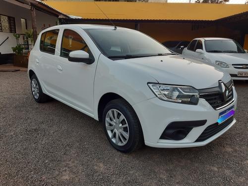 Imagem 1 de 7 de Renault Sandero Zen 2020