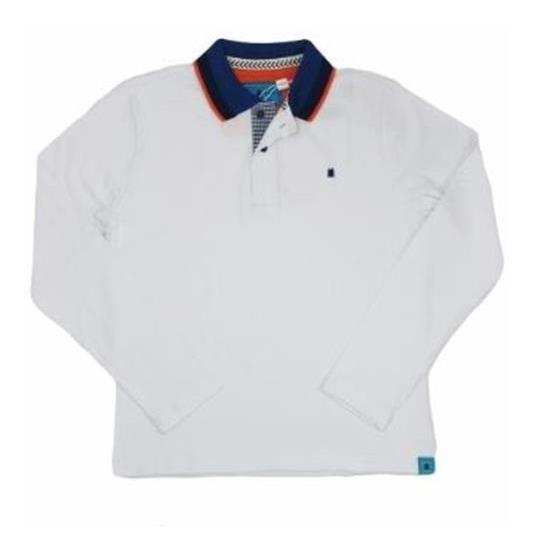 Camisa Póllo Branca