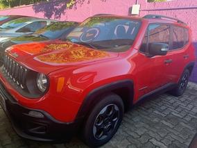 Renegade 1.8 16v Flex Sport 4p Automático 42080km