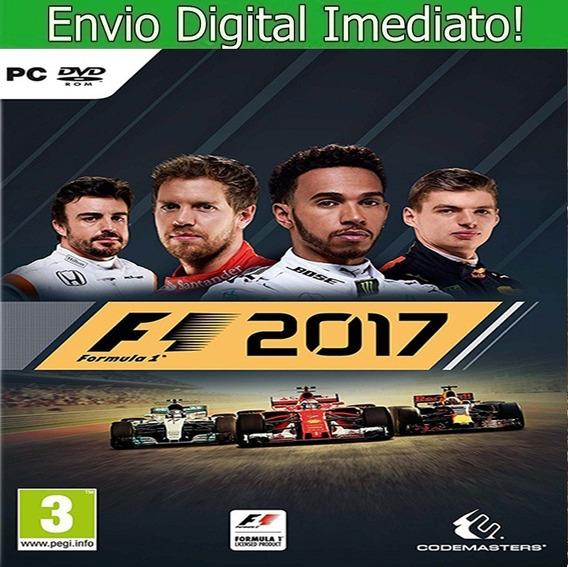 F1 2017 Pc Hd Envio Imediato.