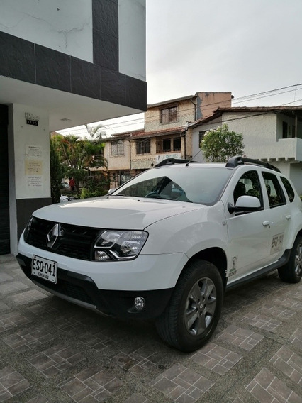 Renault Duster Mecánica 4x4
