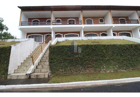 Sobrado Com 3 Dormitórios Para Alugar Por R$ 2.200,00/mês - Vila Nova - Ribeirão Pires/sp - So0177