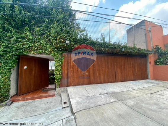 Venta Casa Calle Mayapan Col Jardines Del Ajusco Tlalpan