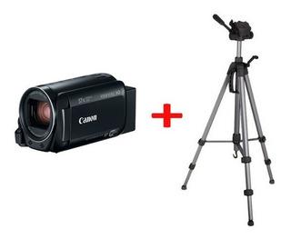 Video Camara Canon Con Wifi Y Zoom, Memoriahf R82 + Tripode