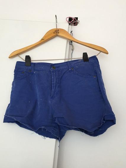 Calvin Klein 80s Short Azul