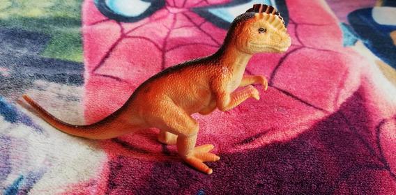 Dilofosaurio Dinosaurio De Plastico