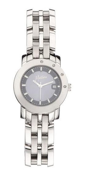 Reloj Montana Swiss Sumergible Mb-507/3 Movimiento Suizo