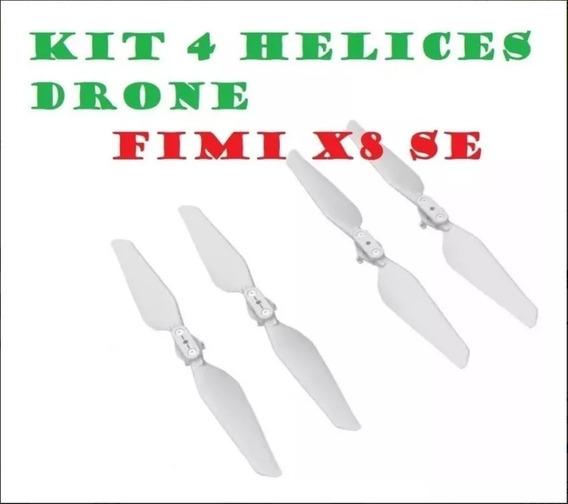 Kit 4 Hélices Drone Fimi X8 Se