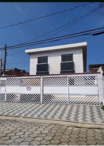 Imagem 1 de 20 de Sobrado De Condomínio Com 2 Dorms, Esplanada Dos Barreiros, São Vicente - R$ 205 Mil, Cod: 3250 - V3250