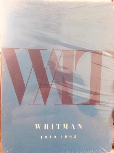 Walt Whitman 1819/1892 - Colección Poesía El País
