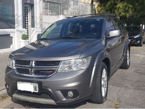 Dodge Journey 3.6 R/t 5p - Banco Caramelo - 2013