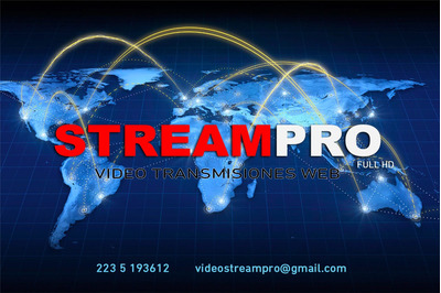 Streaming Profesional - Transmisiones Por Internet - Hd - 4g